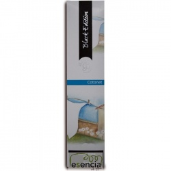 INCIENSO BLACK COTONET 20 STICKS