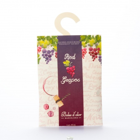 SACHET RED GRAPES
