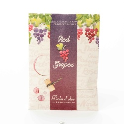 MINI SACHET RED GRAPES