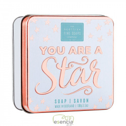 SOAP TIN YOU ARE A STAR