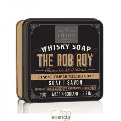SOAP TIN THE ROB ROY