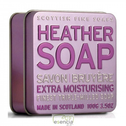 SOAP TIN HEATHER