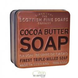 SOAP TIN MANTEQUILLA DE CACAO