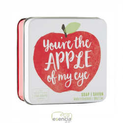 SOAP TIN YOU'RE THE APPLE OF MY EYE