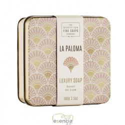 LA PALOMA JABON EN LATA 100 gr