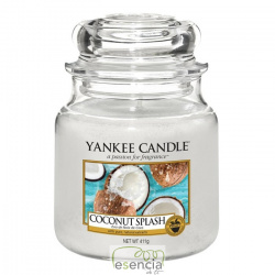 YANKEE BOTE MEDIANO COCONUT SPLASH
