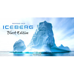 SACHET BLACK EDITION ICEBERG
