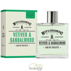 MEN'S GROOMING VETIVER EAU DE TOILETTE
