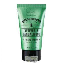 MEN'S GROOMING VETIVER CREMA AFEITAR