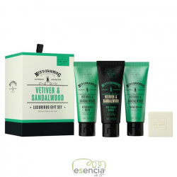 MEN'S GROOMING VETIVER CAJA REGALO