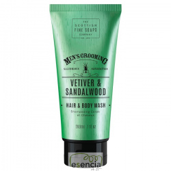 MEN'S GROOMING VETIVER GEL CHAMPU
