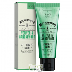 MEN'S GROOMING VETIVER AFTER SHAVE