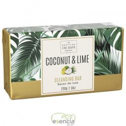 COCONUT & LIME JABON 220 GR