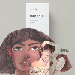 TERPENIC Booster Facial Antiedad