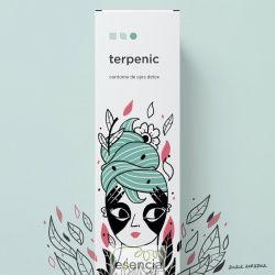 TERPENIC Booster facial antiedad
