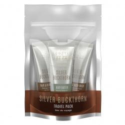 SILVER BUCKTHORN travel pack