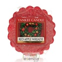 YANKEE TARTS RED APPLE WREATH
