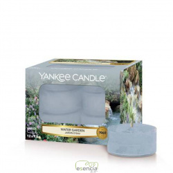 YANKEE TEA LIGHT WATER GARDEN