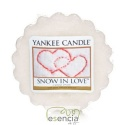 YANKEE TARTS SNOW IN LOVE