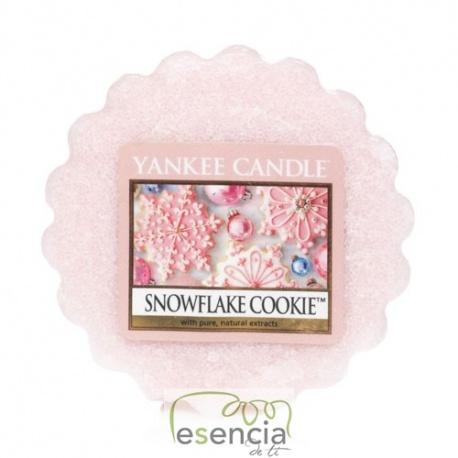 YANKEE TARTS SNOWFLAKE COOKIE