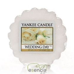 YANKEE TARTS WEDDING DAY