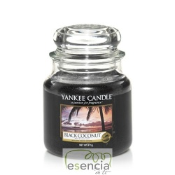 YANKEE BOTE MEDIANO BLACK COCONUT