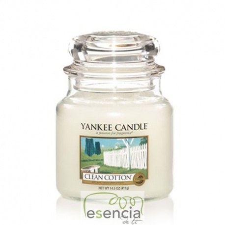 YANKEE BOTE MEDIANO CLEAN COTTON