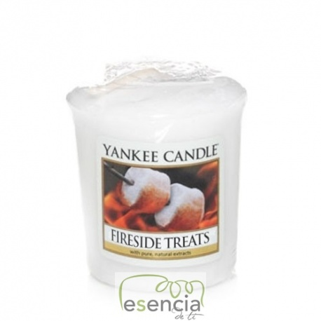 YANKEE VOTIVA FIRESIDE TREATS