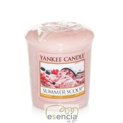YANKEE VOTIVA SUMMER SCOOP