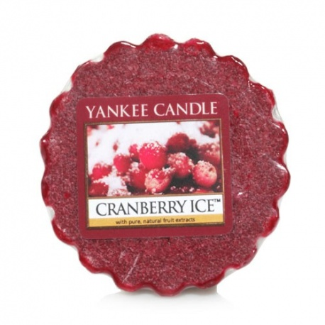 YANKEE TARTS CRANBERRY ICE