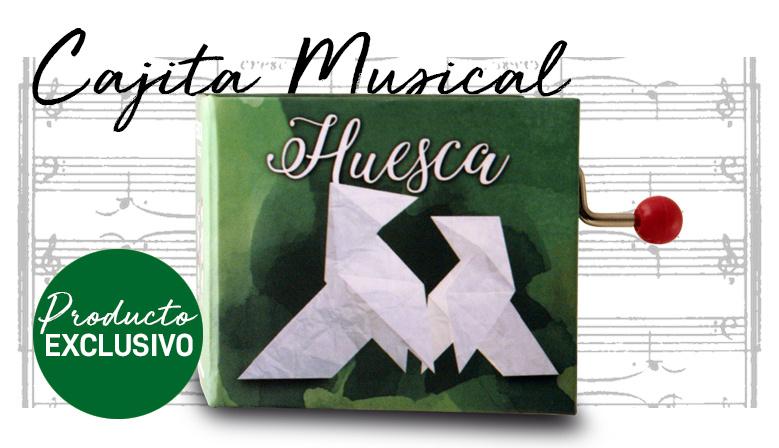Cajita Musical Huesca
