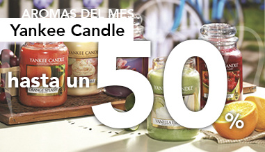 Aroma del Mes de Yankee Candle